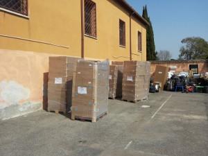 150320 container Benin - 2
